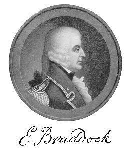General Edward Braddock: Poor Decision Maker