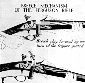 The Ferguson Rifle: Bringing the British Army Up to Speed (i.e. evolving away from walking in a line in bright red clothing to get shot en masse)