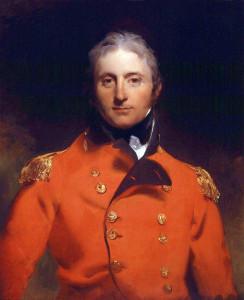 Lieutenant John Moore inflicted heavy casualties on American rebels who had landed in Penobscot Bay. He would later fall in battle resisting Napoleon's invasion of Spain.