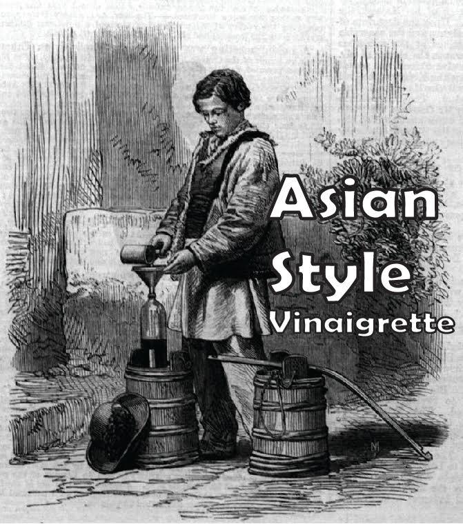 Asian Style Vinaigrette